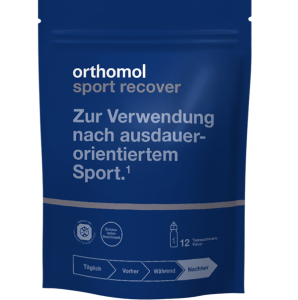Orthomol Sport recover N12