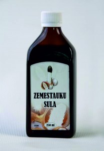 Zemestauku sula, 250 ml